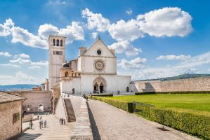 Pilgrimage to Assisi