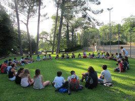 Schullager  Klassenfahrten Assisi