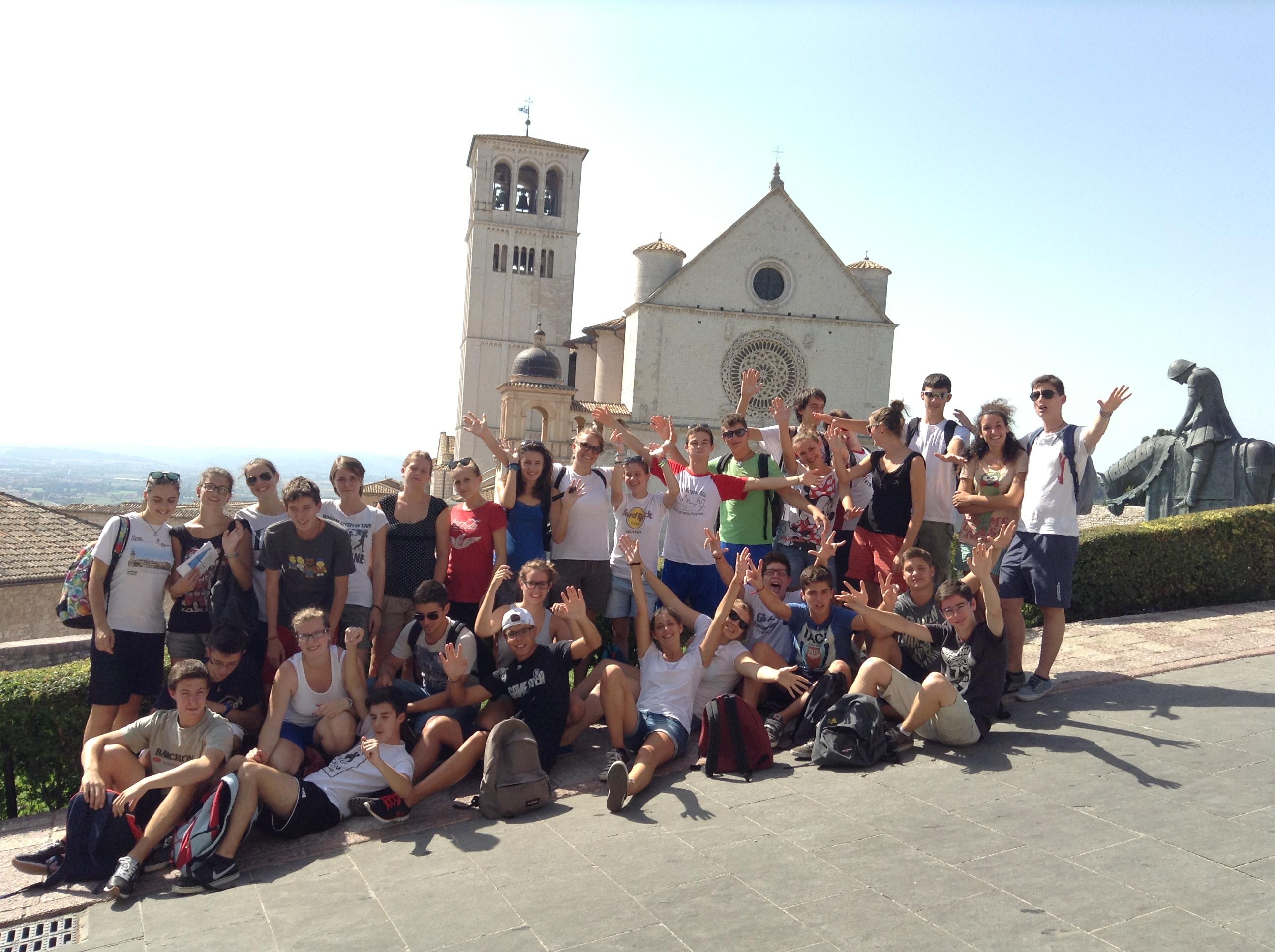 Gruppenreisen Assisi