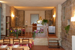 Sale e servizi Villa Santa Tecla