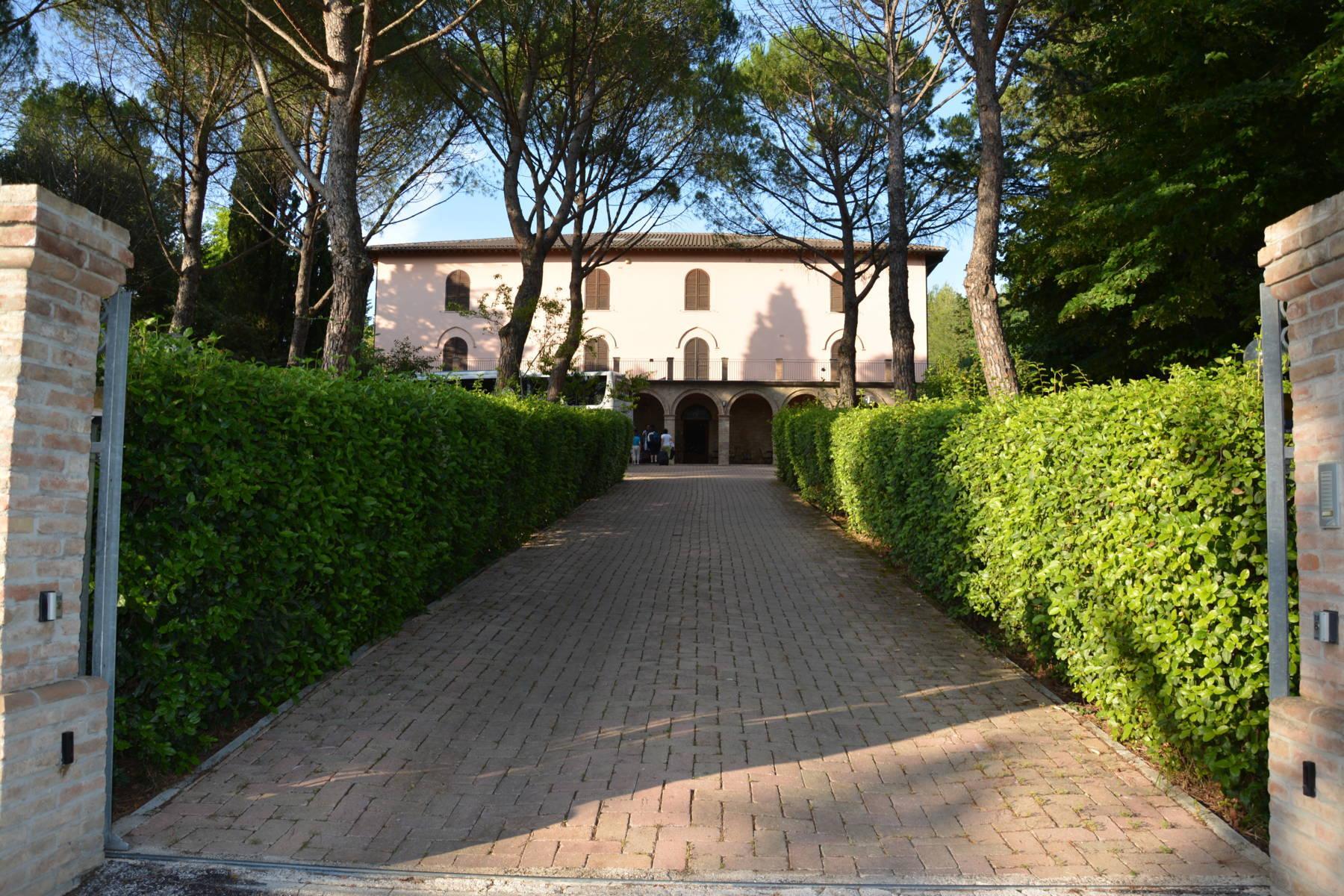 Casa de Acogida Religiosa en Asís