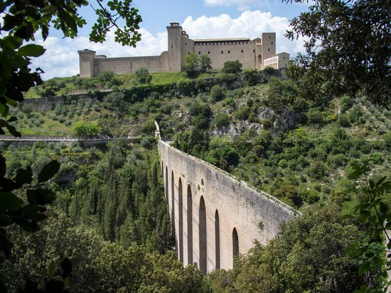 Ponte Immacolata  Assisi