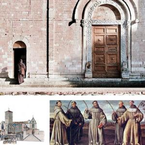 pellegrinaggio san francesco di assisi