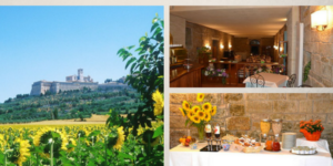 accommodation halfpension assisi