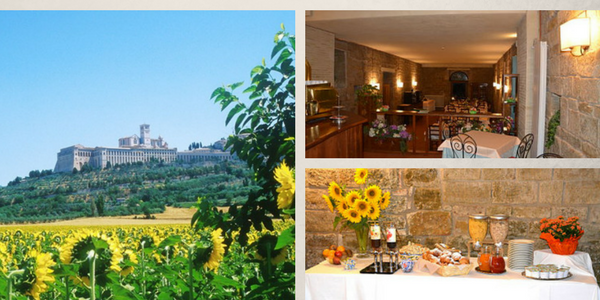 Half Pension Hotel Assisi