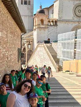 Gite Scolastiche Assisi