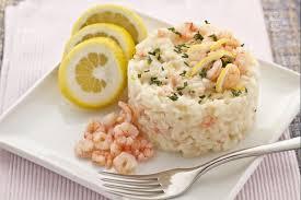 risotto a limone