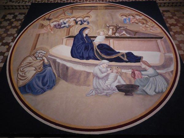 infiorata basilica san francesco