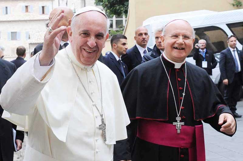 Le pape à Assise le 20 septembre pour célébrer le dialogue interreligieux