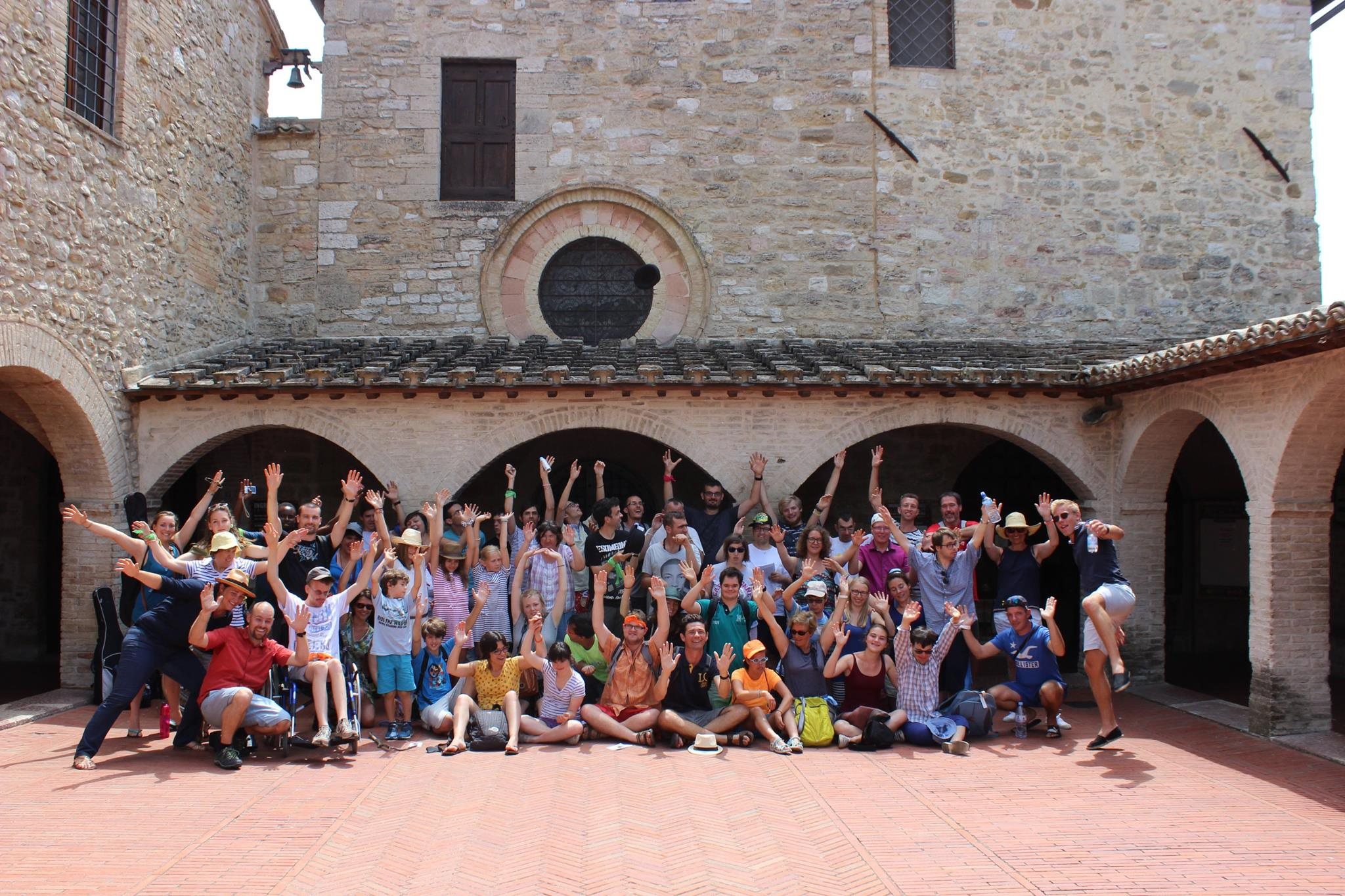 accommodation groups assisi