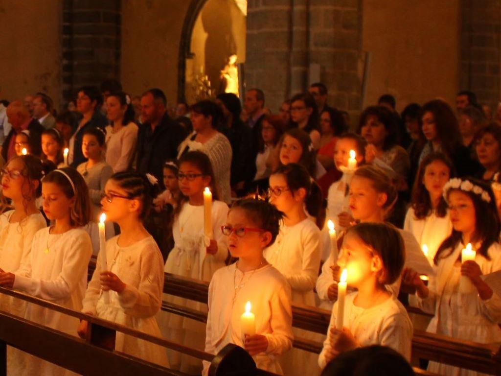 Spirituellen Einkehr vor und nach Firmung  Assisi