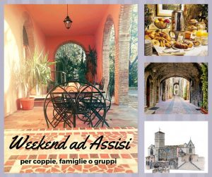 WEEKEND ASSISI