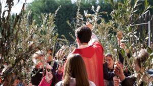 domenica della palme Assisi 2019