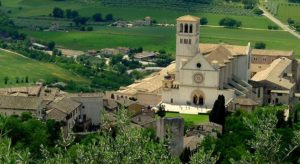 pfingsten in assisi